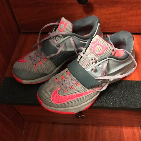 Shoes | Kevin Durant 7s Calm Before The